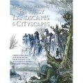 Drawing and Painting Fantasy Landscapes and Cityscapes [平裝]