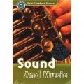 Oxford Read and Discover Level 3: Sound and Music (Book+CD) [平裝] (牛津閱讀和發現讀本系列--3 聲音和音樂 書附CD 套裝)