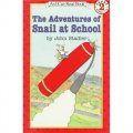 The Adventures of Snail at School (I Can Read, Level 2) [平裝] (蝸牛的學校歷險)