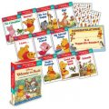 Winnie the Pooh: Reading Adventures Winnie the Pooh Level Pre-1 Boxed Set [平裝]