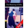 Oxford Bookworms Library Third Edition Stage 1: The Meaning of Gifts Stories from Turkey (Book+CD) [平裝] (牛津書蟲系列 第三版 第一級:禮物的含義 :土耳其 (書附CD套裝))