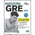 Cracking the New GRE with DVD, 2012 Edition (Graduate School Test Preparation) [平裝] (攻破新GRE)