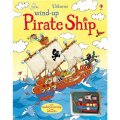 Wind-up Pirate Ship Book (Board Book) [平裝] (海盜船書)