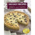 100 Easy Recipes: Pies and Tarts [平裝] (100種簡單的食譜:餡餅)