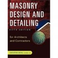 Masonry Design and Detailing [精裝]