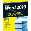 Word 2010 All-in-One For Dummies [平裝] (傻瓜書-Word 2010(全書))