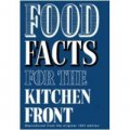 Food Facts for the Kitchen Front (Cookery) [精裝]
