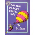 Oh, the Places You ll Go!. by Dr. Seuss [平裝] (你要去的地方(蘇斯博士黃背書))
