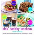 Kids Healthy Lunchbox [平裝]