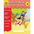 Stories to Read Words to Know: Level A, Student Book [平裝]