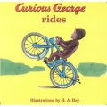 Curious George Rides(Board Book) [平裝] (好奇的喬治系列)