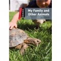 Dominoes Second Edition Level 3: My Family and Other Animals [平裝] (多米諾骨牌讀物系列 第二版 第三級:我的家庭和其他動物)