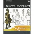 Character Development In Blender 2.5 [平裝]