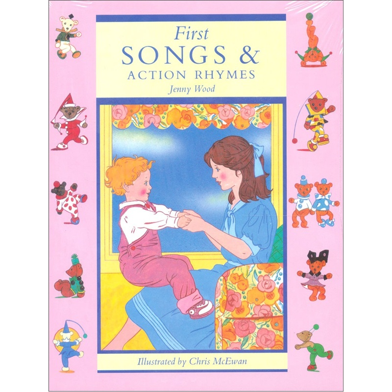 First Songs & Action Rhymes