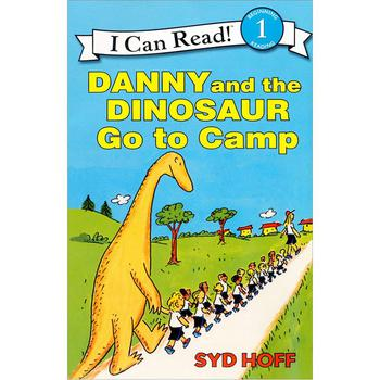 Danny and the Dinosaur Go to Camp (I Can Read, Level 1) [平裝] (丹尼和恐龍去露營)