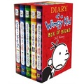 Diary of a Wimpy Kid Box of Books