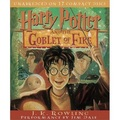 Harry Potter and the Goblet of Fire(Audio CD)