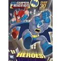 Heroes! (Hologramatic Sticker Book)