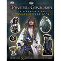 Pirates of the Caribbean: On Stranger Tides Ultimate Sticker [平裝]