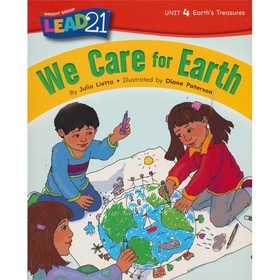 We Care for Earth, Unit 4, Book 8