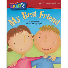 My Best Friend, Unit 1, Book 2