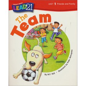 The Team, Unit 1, Book 6