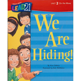 We Are Hiding, Unit 2, Book 4