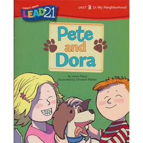 Pete and Dora, Unit 3, Book 2