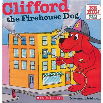 Clifford the Firehouse Dog [平裝] (消防員克里弗)
