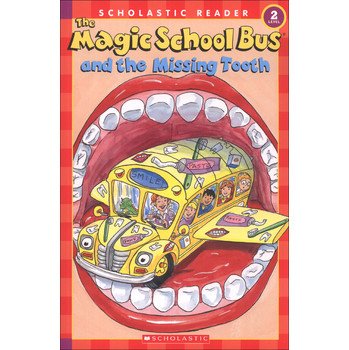 The Magic School Bus and the Missing Tooth [平裝] (魔法校車與失蹤的牙齒)