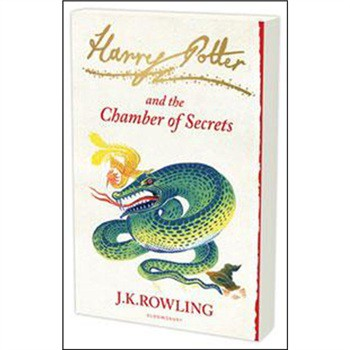 Harry Potter and the Chamber of Secrets [平裝] (哈利波特與密室)