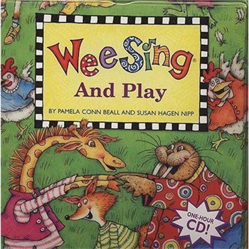 Wee Sing and Play [With CD (Audio)] [平裝]