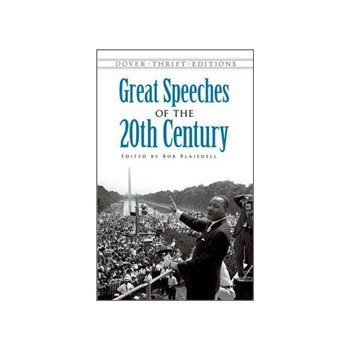 Great Speeches of the Twentieth Century [平裝] (20世紀演講集錦)